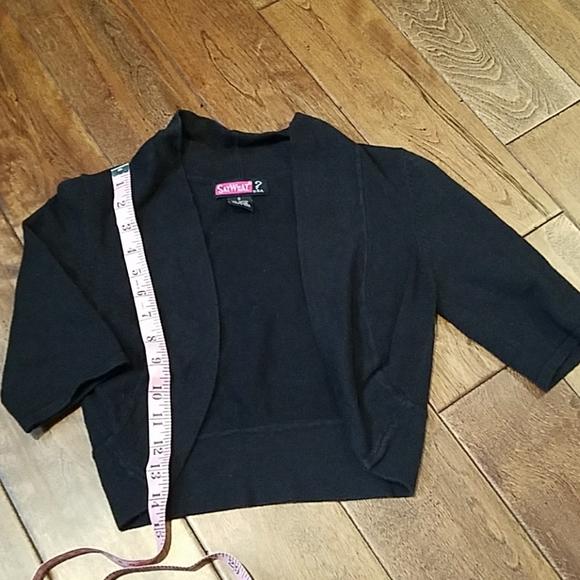Jackets & Blazers - Crop top Sweater